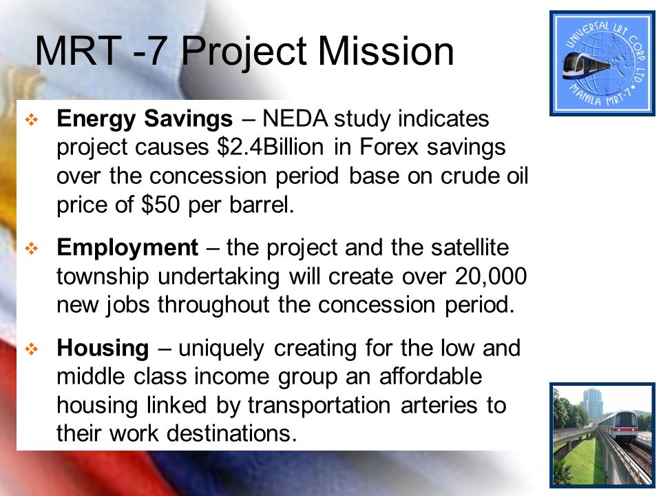 MRT -7 Project Mission