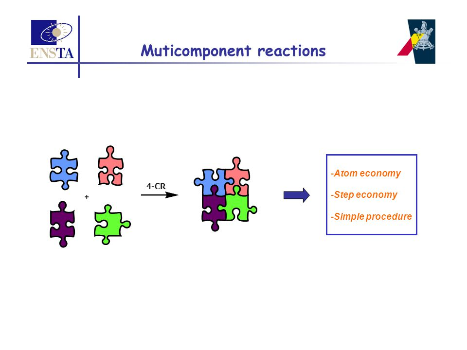 Muticomponent reactions