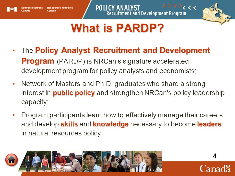 What is PARDP