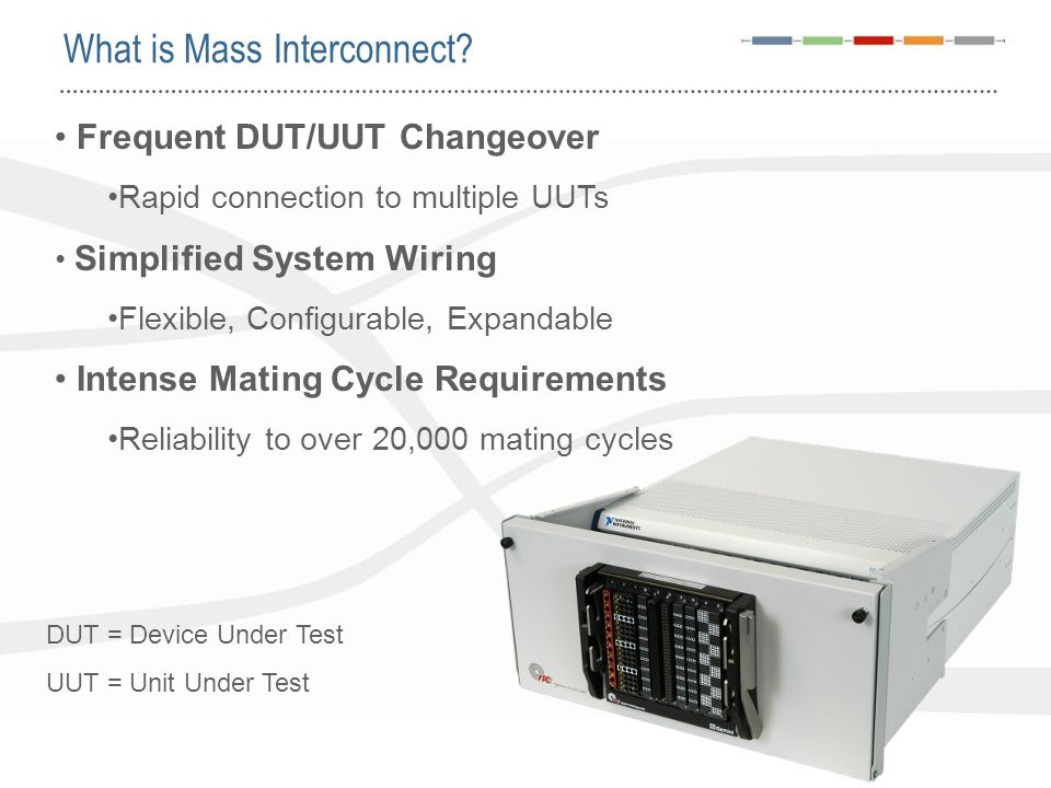 What is Mass Interconnect