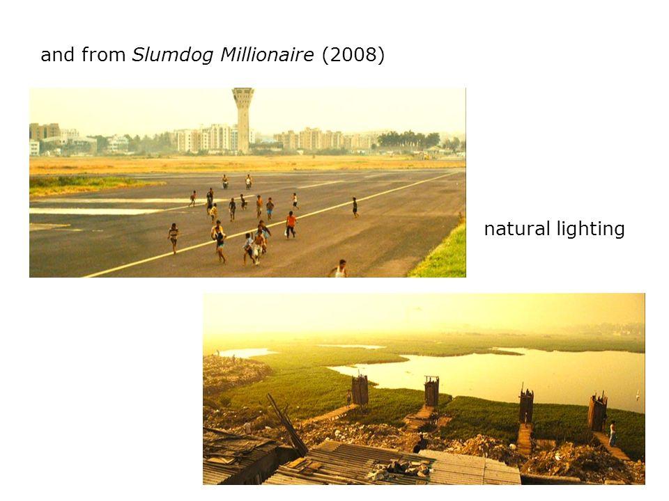 and from Slumdog Millionaire (2008)