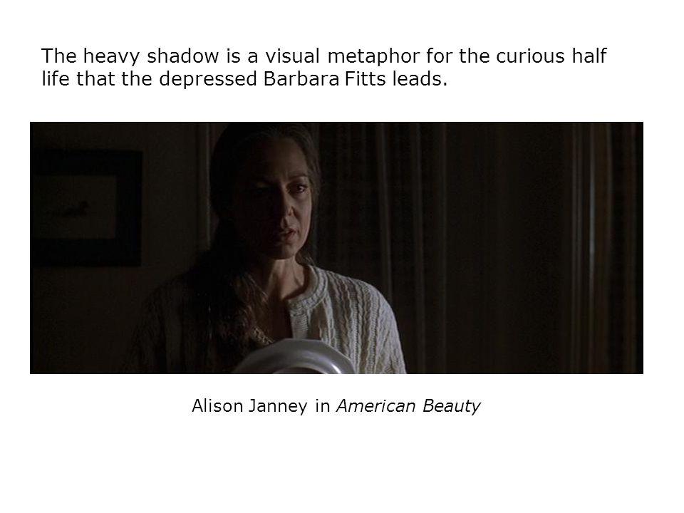 Alison Janney in American Beauty