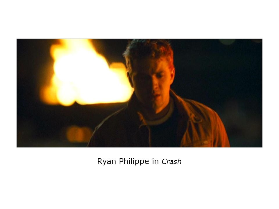 Ryan Philippe in Crash