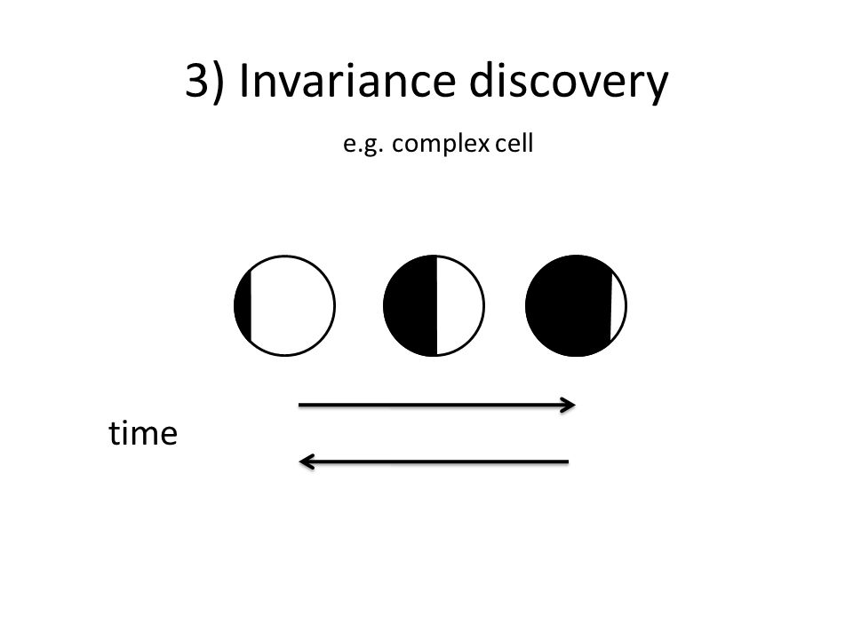 3) Invariance discovery
