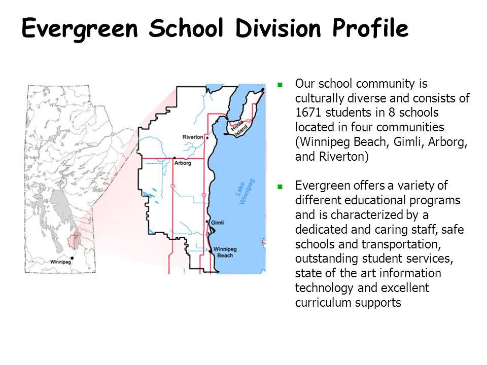 Evergreen School Division Profile