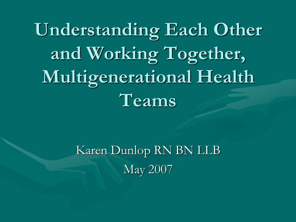 Karen Dunlop RN BN LLB May 2007