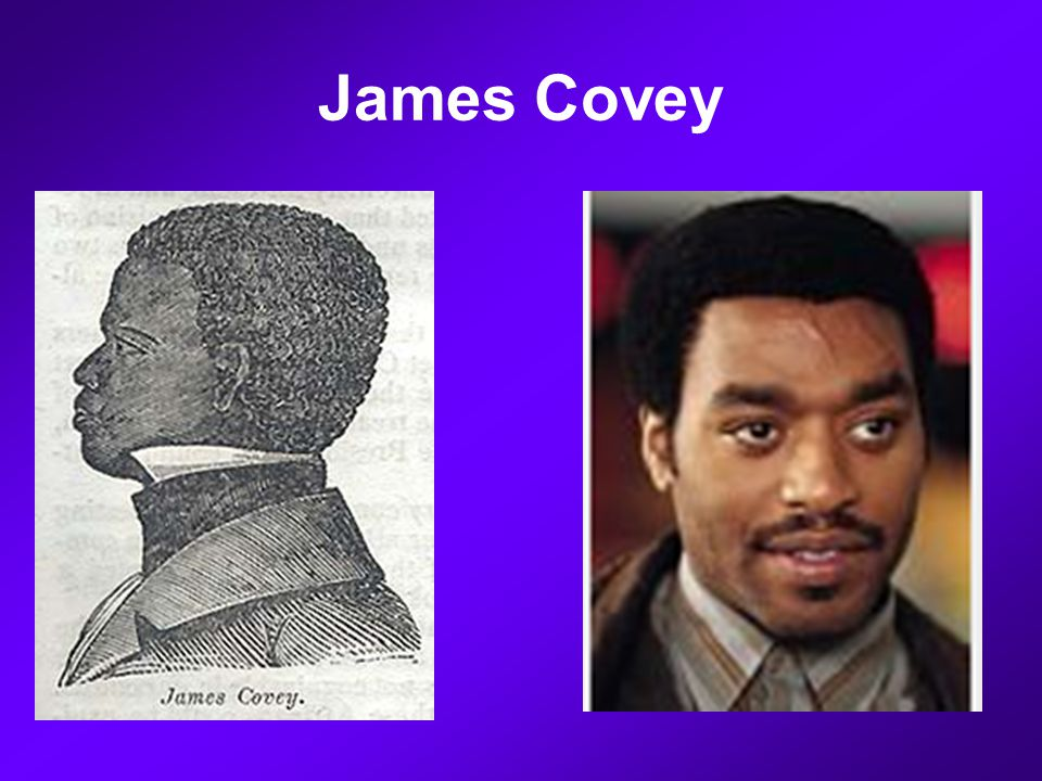 James Covey