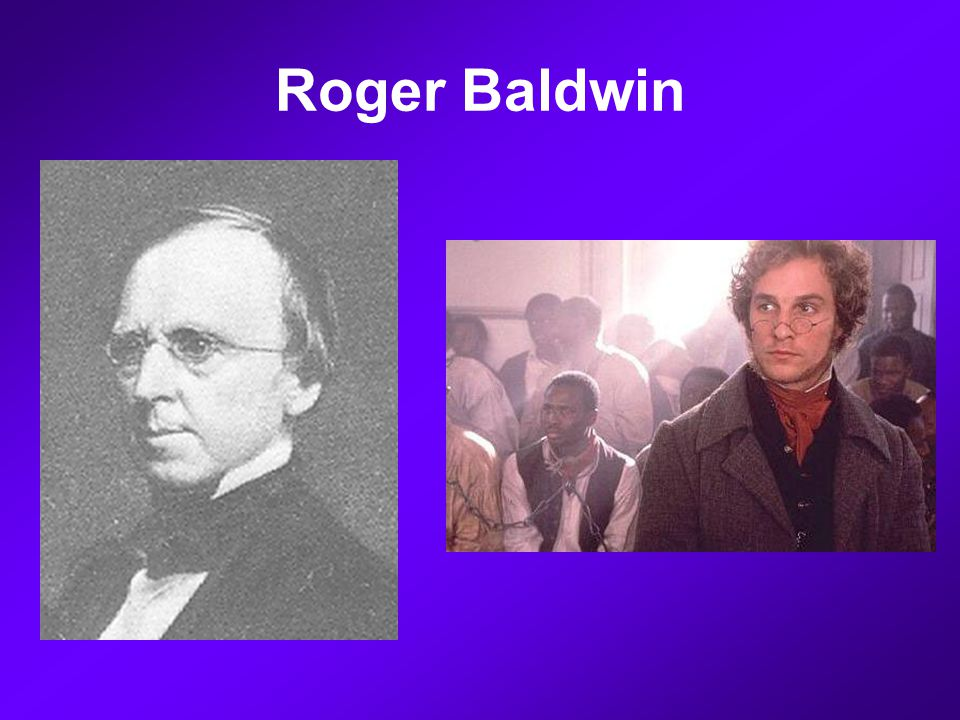 Roger Baldwin
