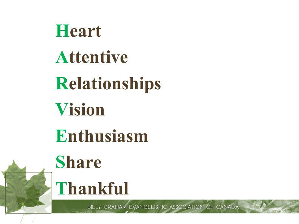 Heart Attentive Relationships Vision Enthusiasm Share Thankful