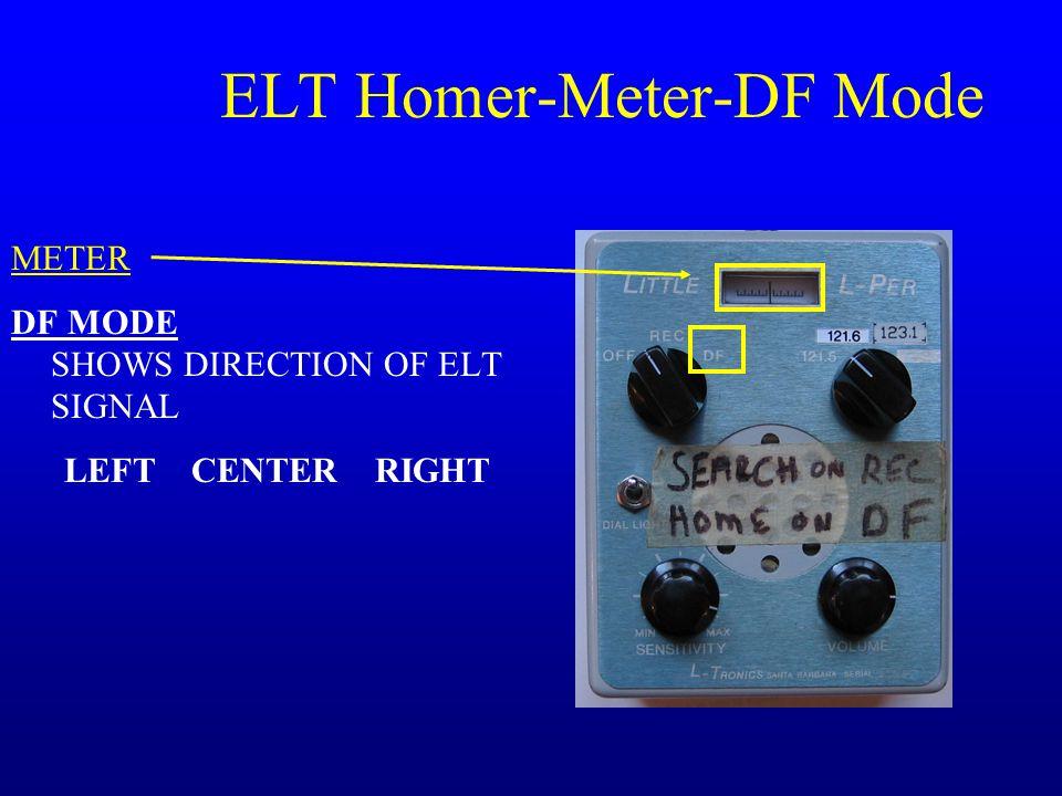 ELT Homer-Meter-DF Mode