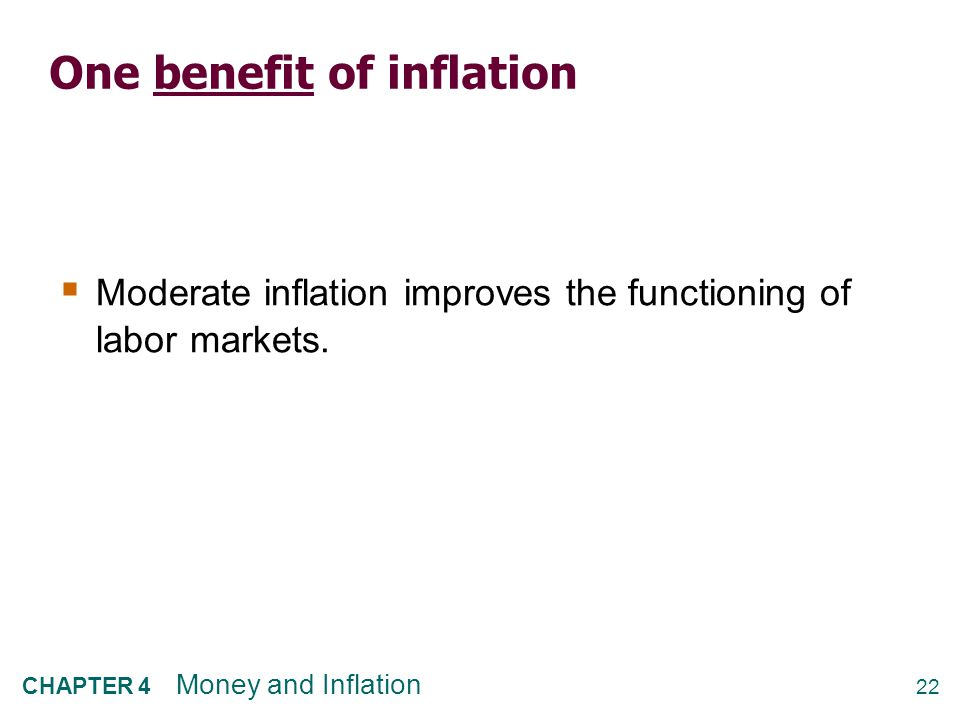 Hyperinflation Common definition:   50% per month