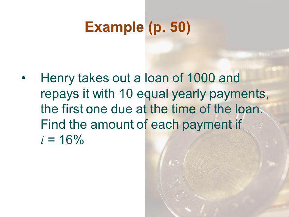 Example (p. 50)