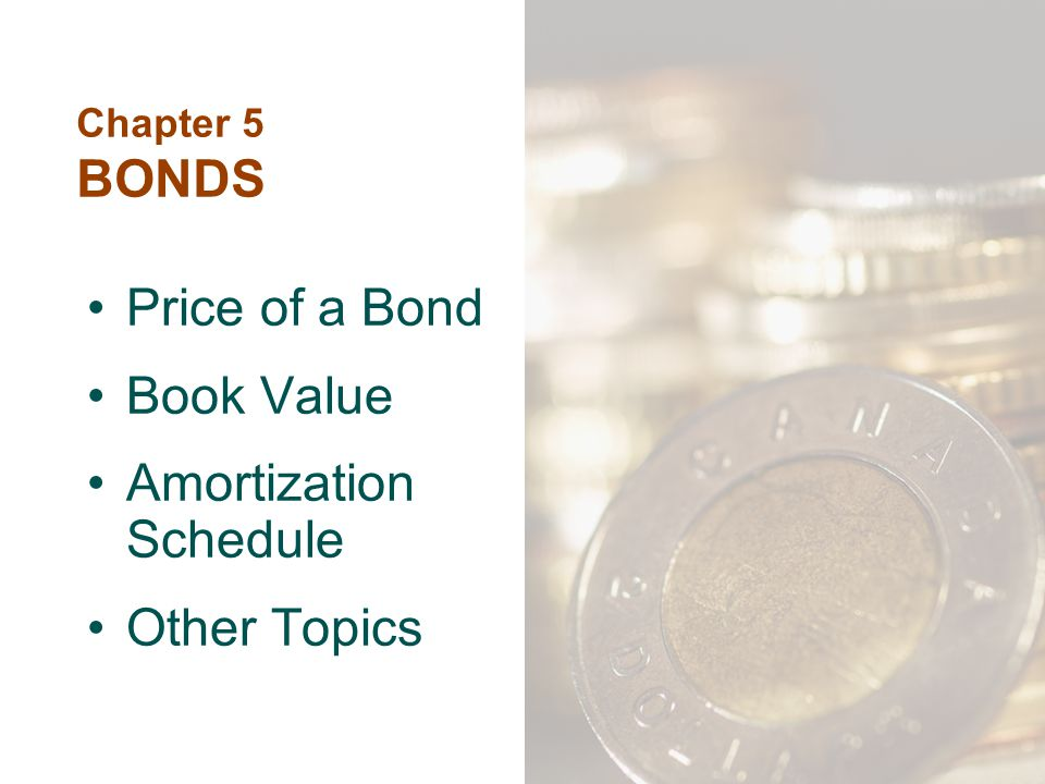 Amortization Schedule Other Topics