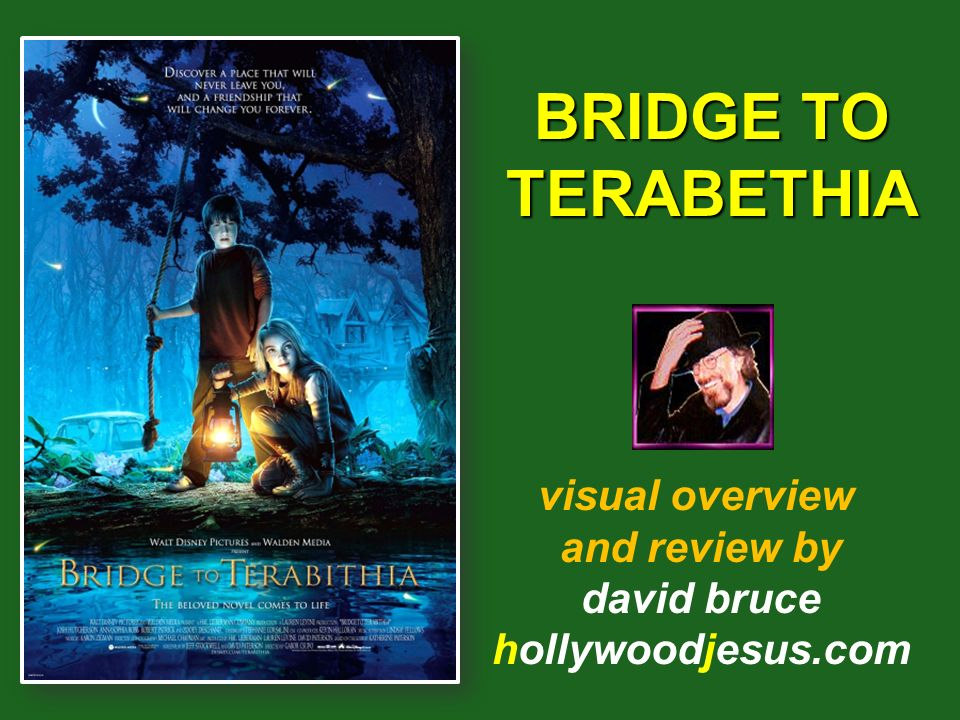 visual overview and review by david bruce hollywoodjesus.com