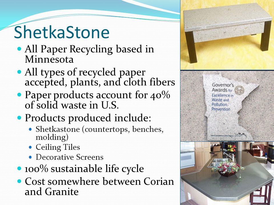 ShetkaStone All Paper Recycling based in Minnesota