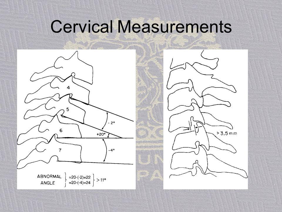 Cervical Measurements