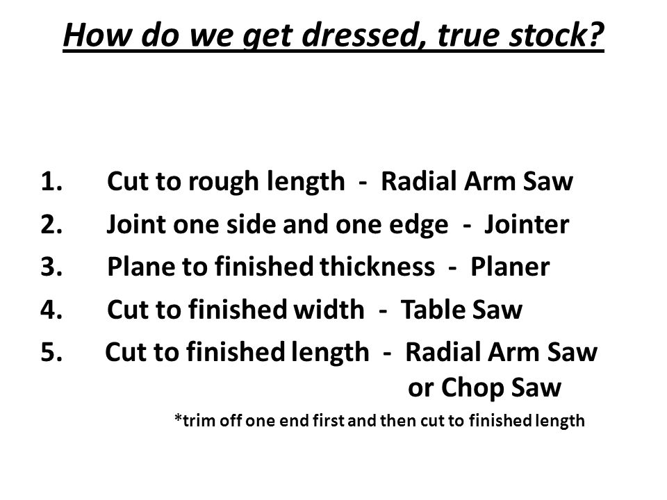 How do we get dressed, true stock