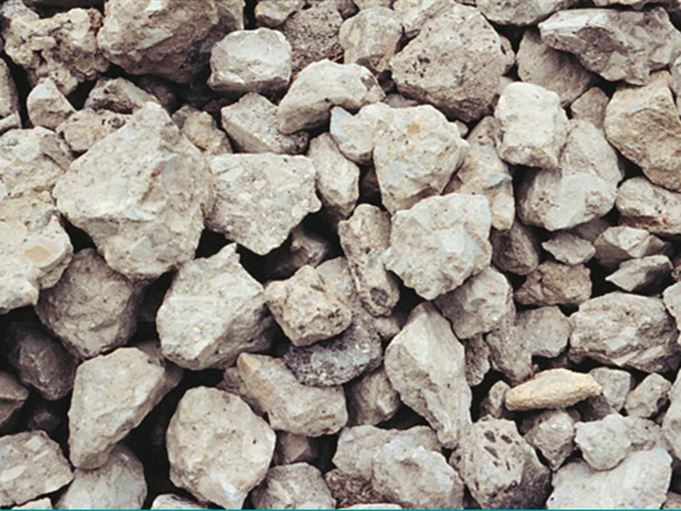 Fig Recycled-concrete aggregate. (69812)