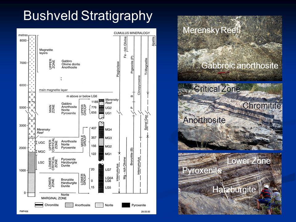 Bushveld Stratigraphy