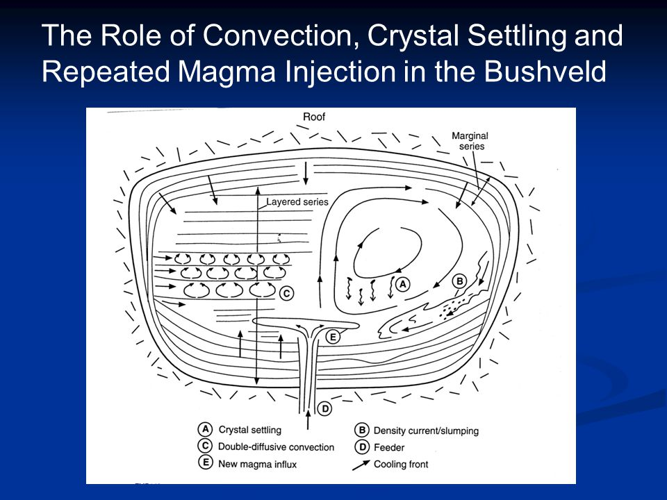 The Role of Convection, Crystal Settling and Repeated Magma Injection in the Bushveld