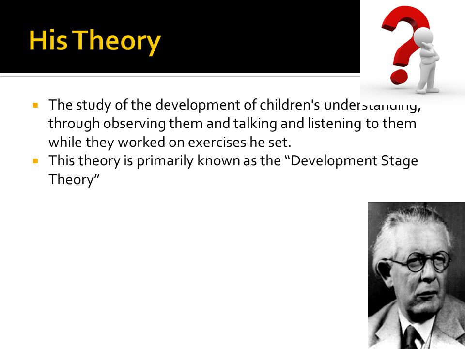 His Theory
