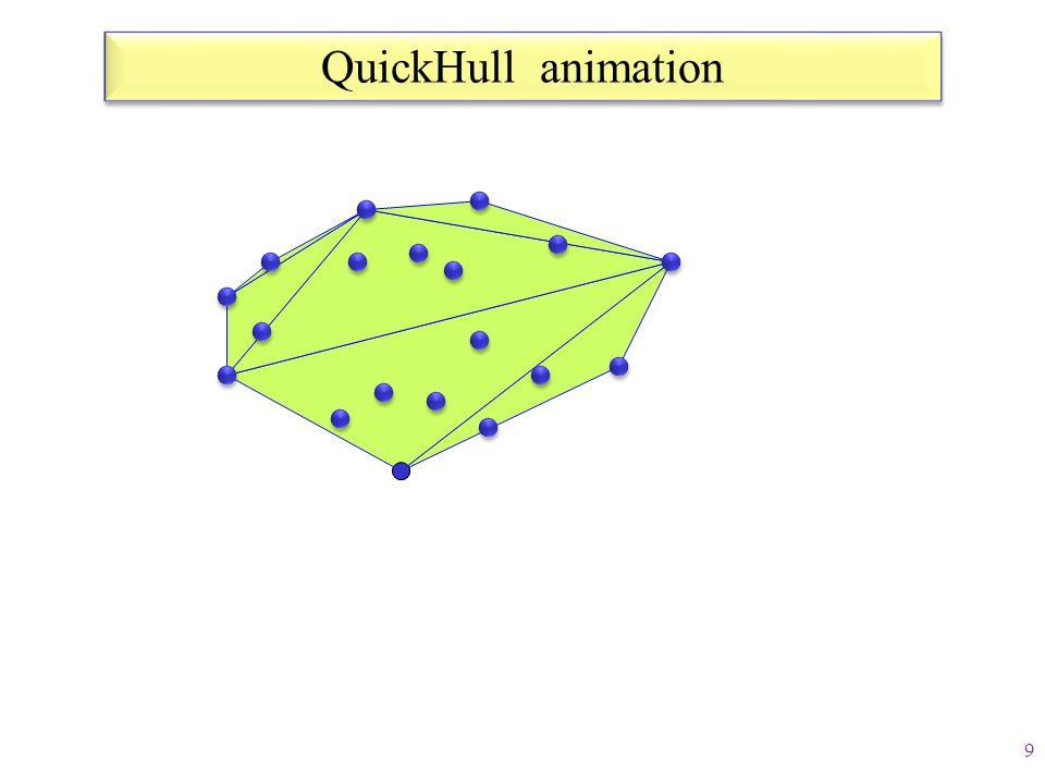 QuickHull animation