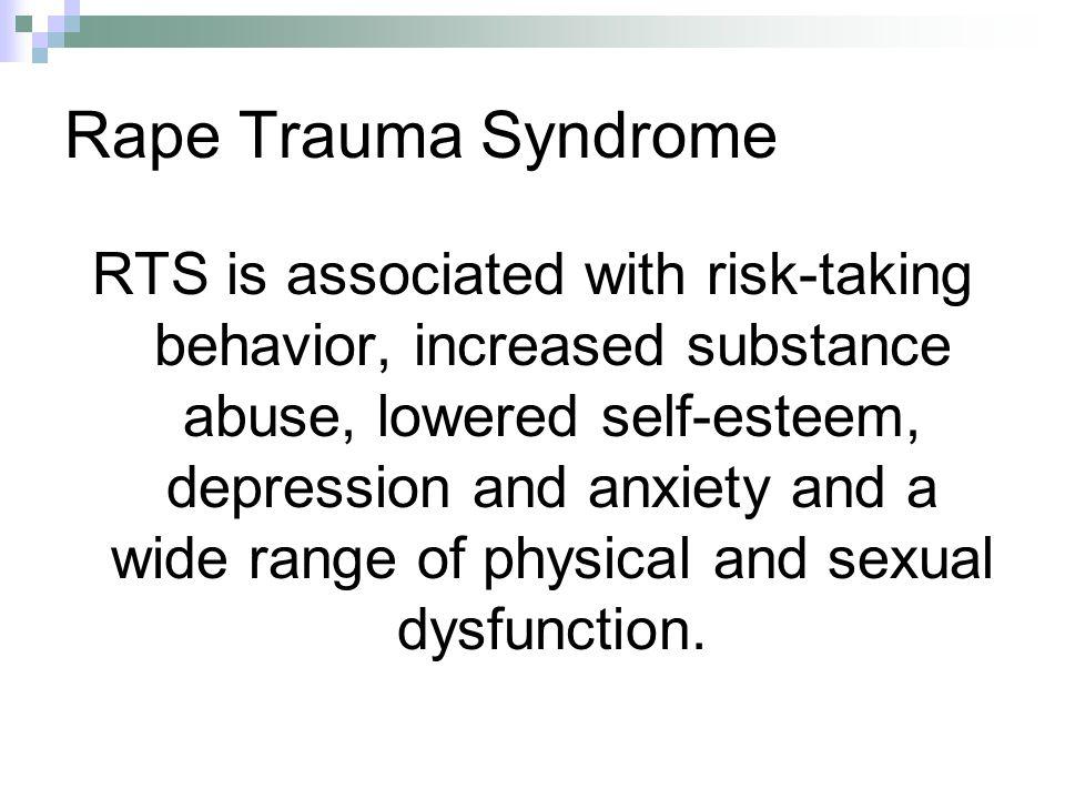 Rape Trauma Syndrome
