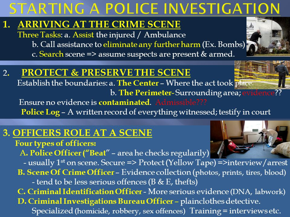 role of police in investigation of crime in india Cctv footage has been more and more important in crime investigation as a valuable piece of evidence and proof, let's see how it works for the police.