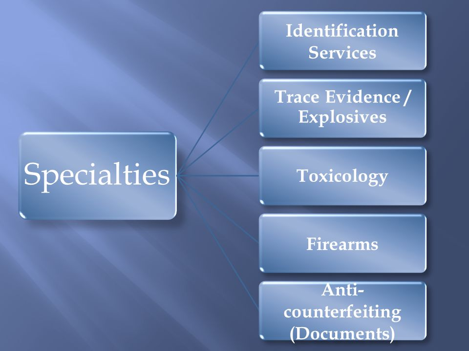 Identification Services Anti-counterfeiting (Documents)