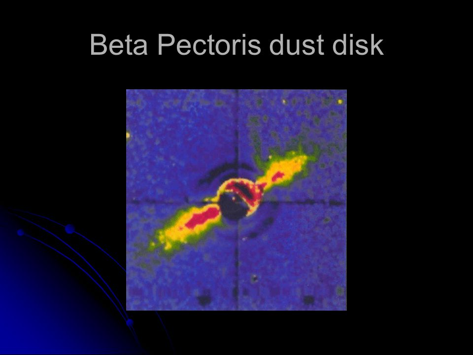 Beta Pectoris dust disk
