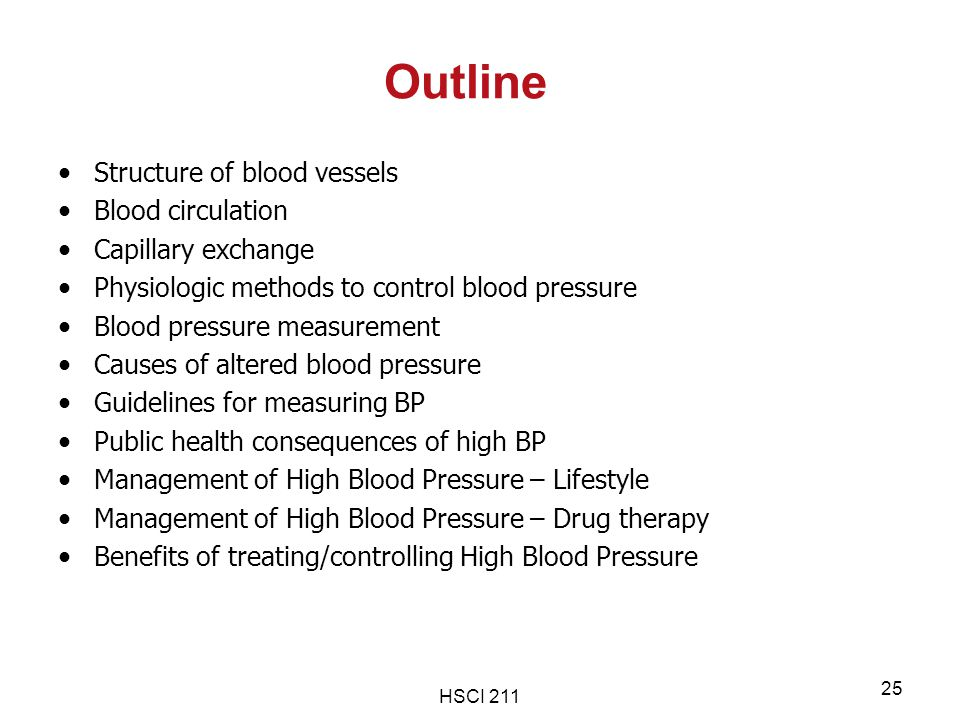 Outline Structure of blood vessels Blood circulation