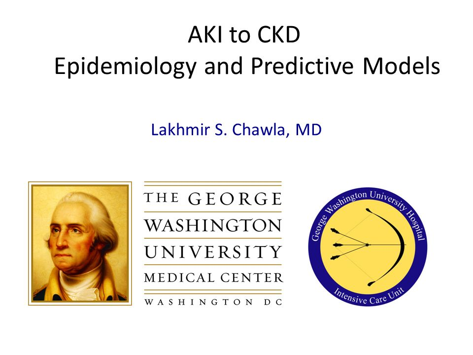 AKI to CKD Epidemiology and Predictive Models