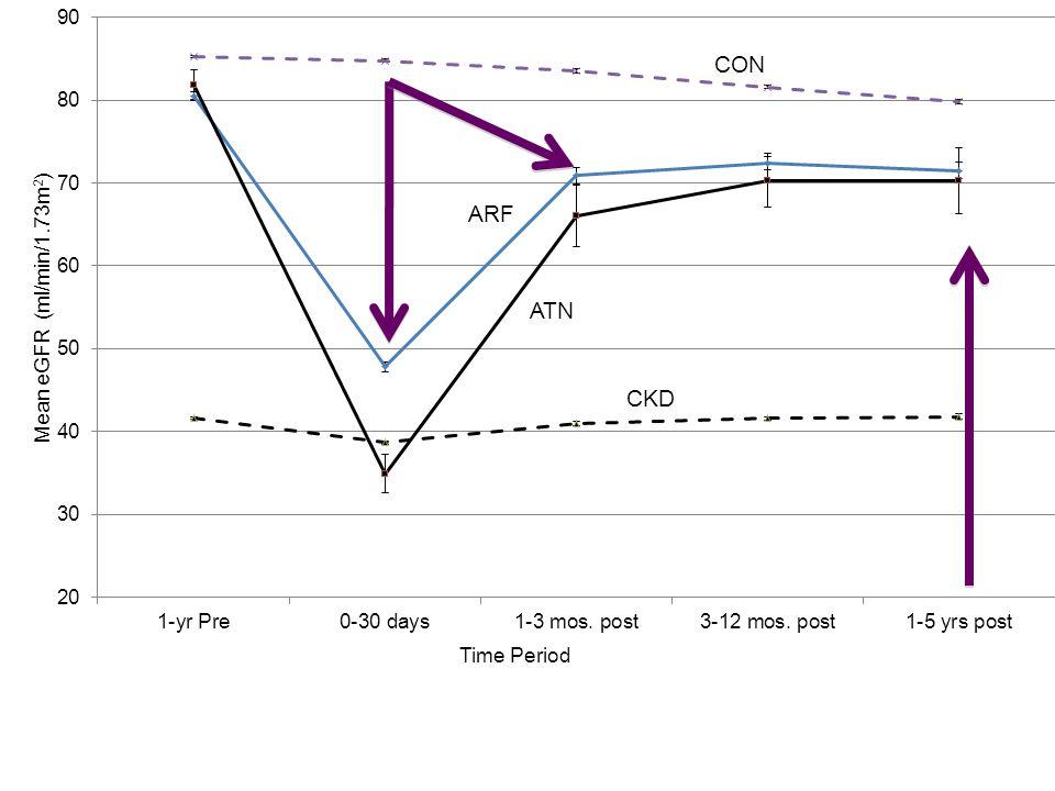 CON ARF ATN CKD Figure 2b