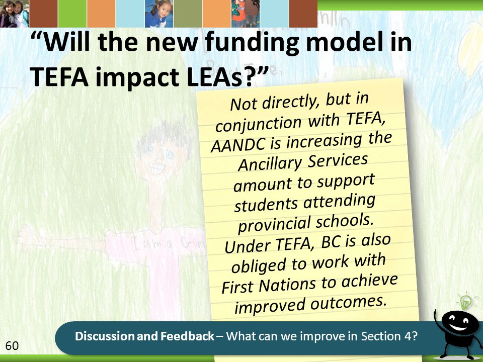Will the new funding model in TEFA impact LEAs