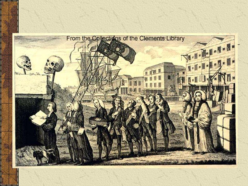 The Repeal, or the Funeral of Miss Anne Stamp Benjamin Wilson March 18, 1766