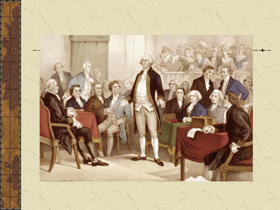 Continental Congress Appointing George Washington Commander and Chief
