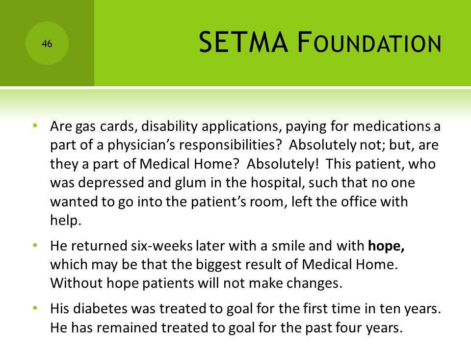 SETMA Foundation