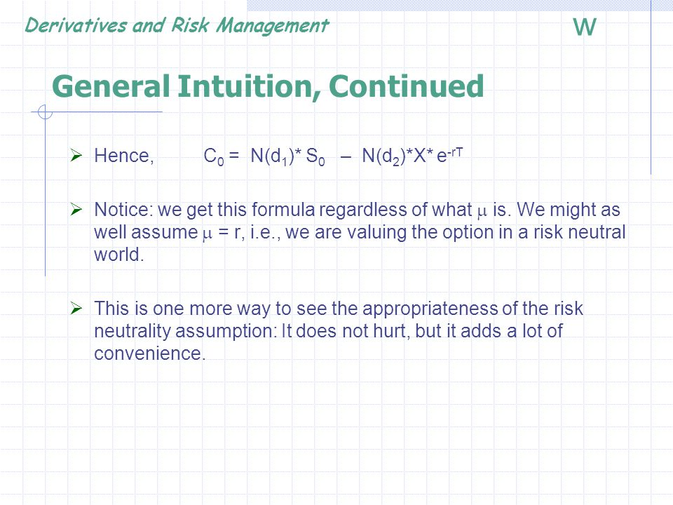 General Intuition, Continued