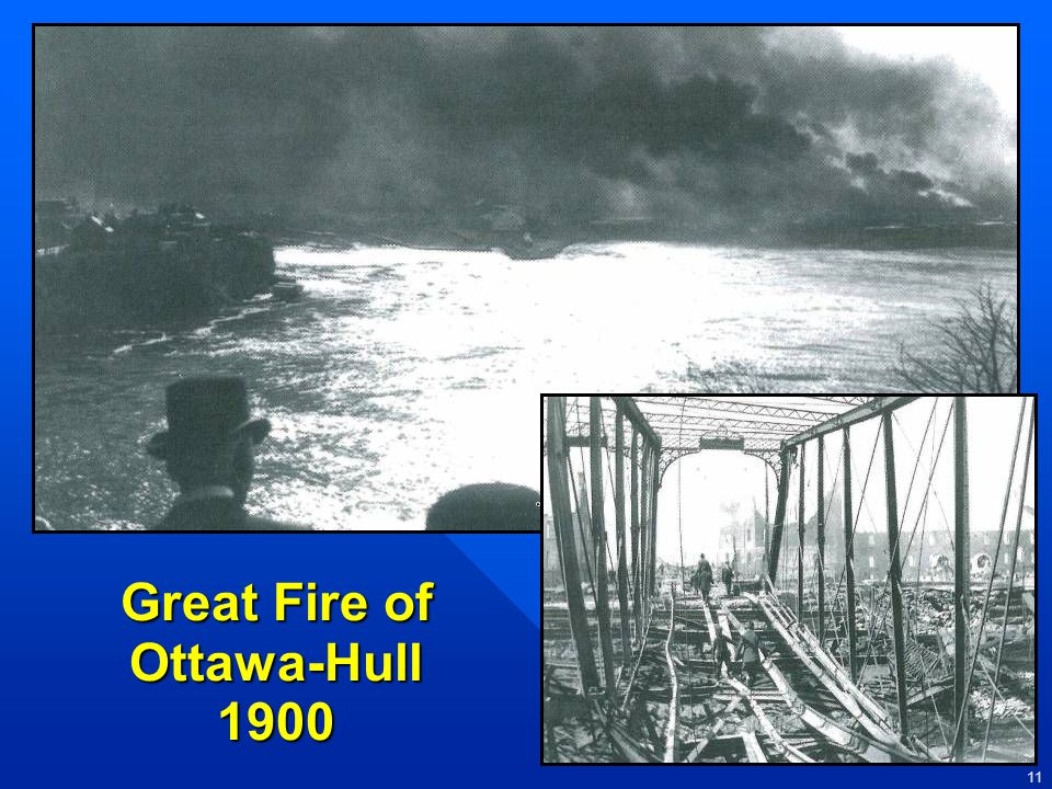 Great Fire of Ottawa-Hull 1900