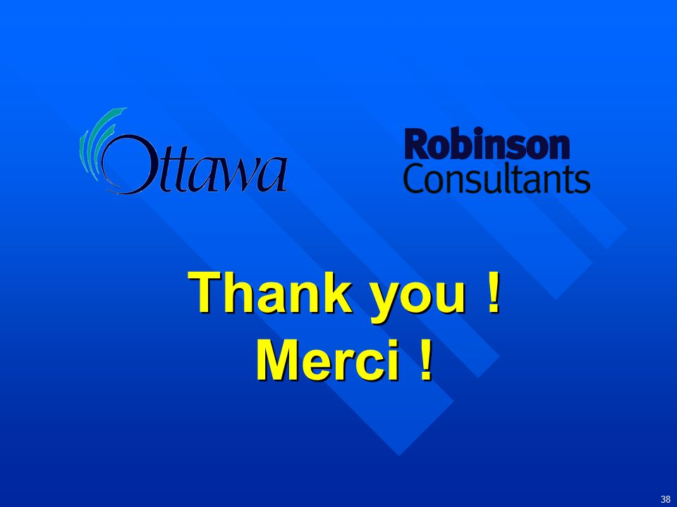 Thank you ! Merci !