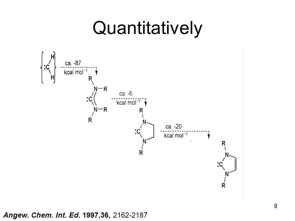 Quantitatively Angew. Chem. Int. Ed. 1997,36, 2162-2187