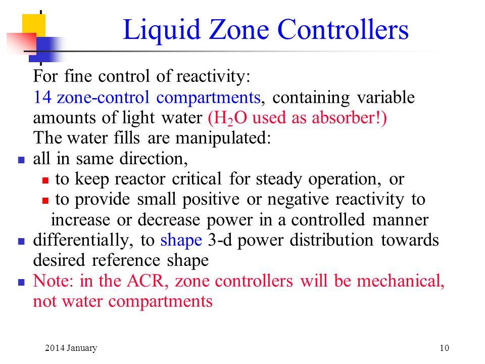 Liquid Zone Controllers