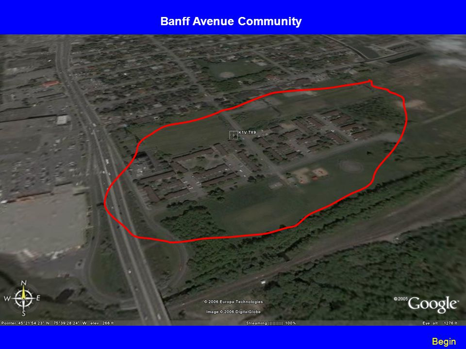 Banff Avenue Community