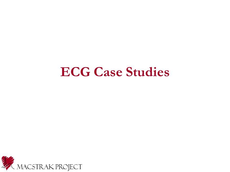 ECG Case Studies