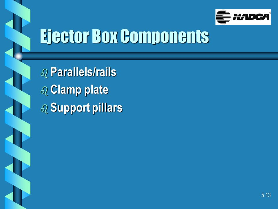Ejector Box Components