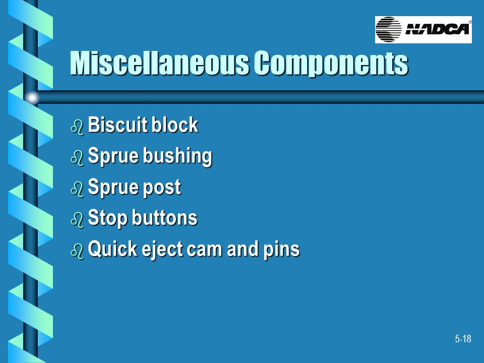 Miscellaneous Components