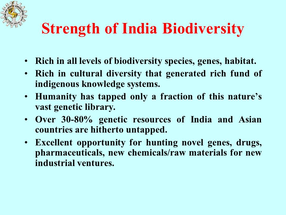 Strength of India Biodiversity