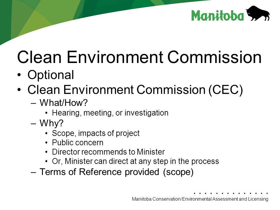 Clean Environment Commission