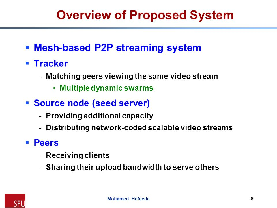 Overview of Proposed System