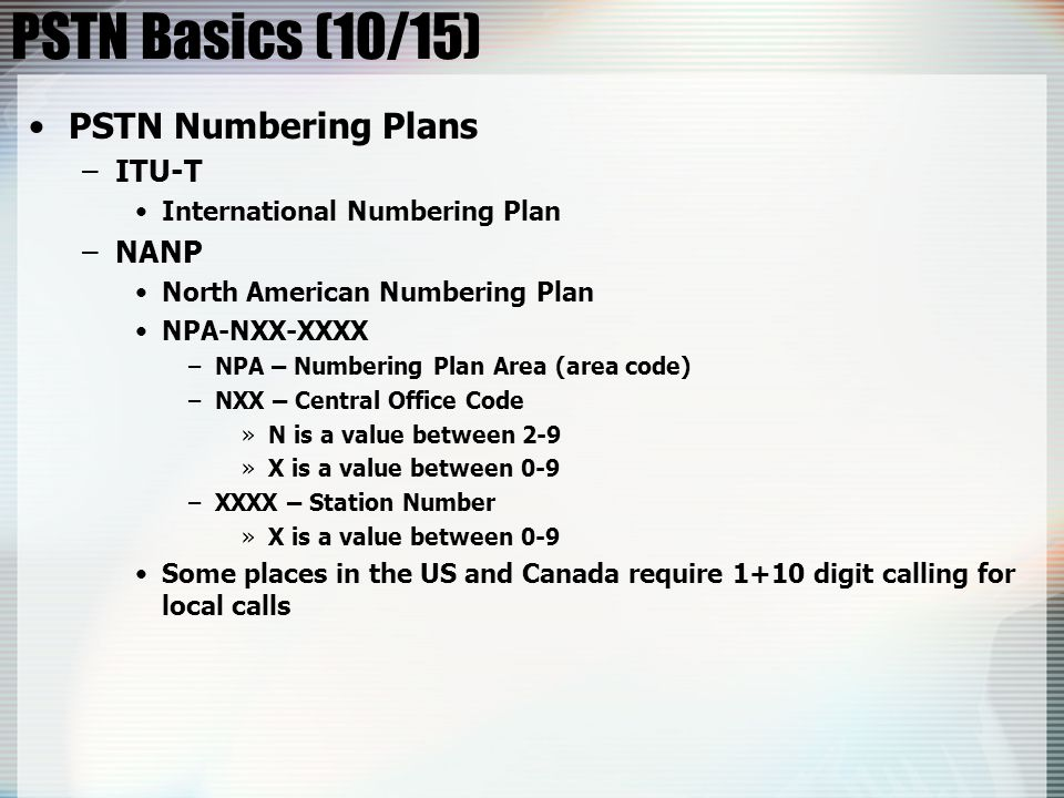 Voice Over IP Fundamentals ppt download